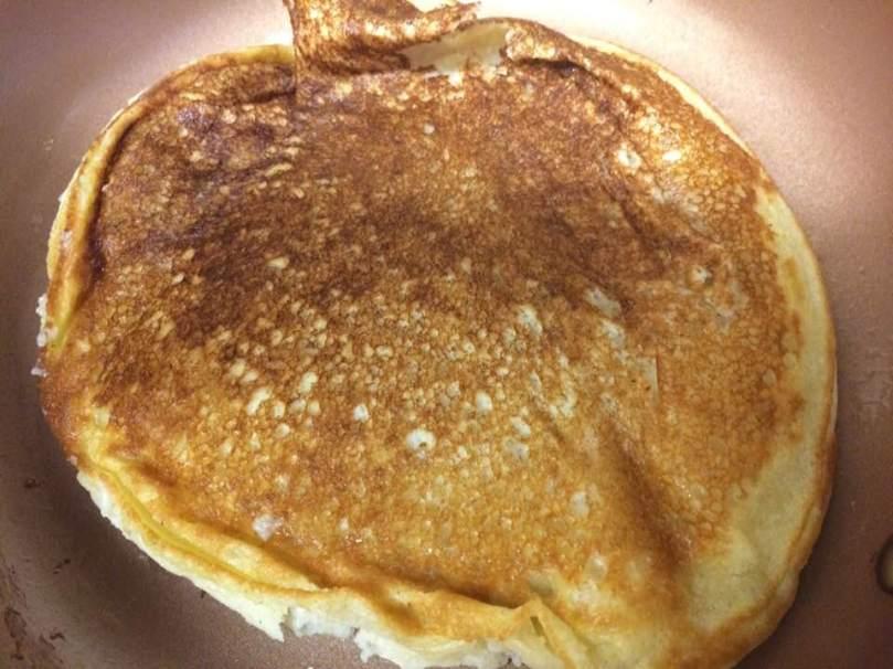 pancake cooking