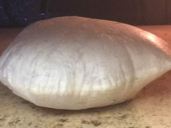 puffed tortilla